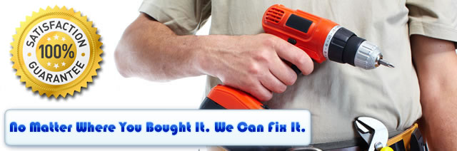 We provide the following service for Whirlpool in Baltimore, MD 21205